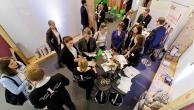 Mitarbeiter suchen immer mehr Firmen, auch die österreichischen. Die Karrierebörse auf der Expo Real ist indessen fest in deutscher Hand. Derzeit noch zumindest.