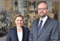 Gabriele Etzl und Johannes Lutterotti