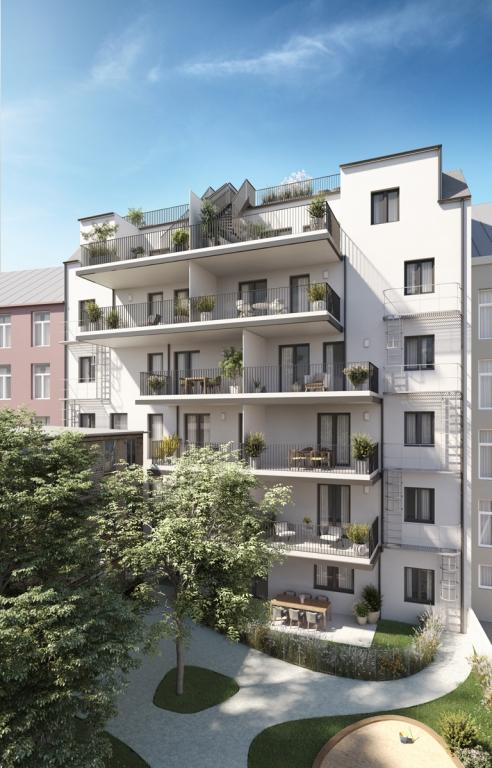 Das Projekt in Meidling