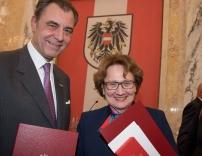 Eugen Otto und Margret Funk