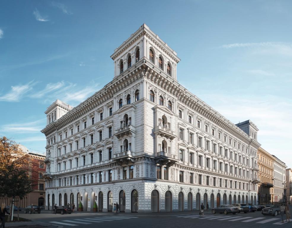 Palais am Schottenring