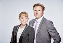 Veronika Ecker und Bruno Schwendinger