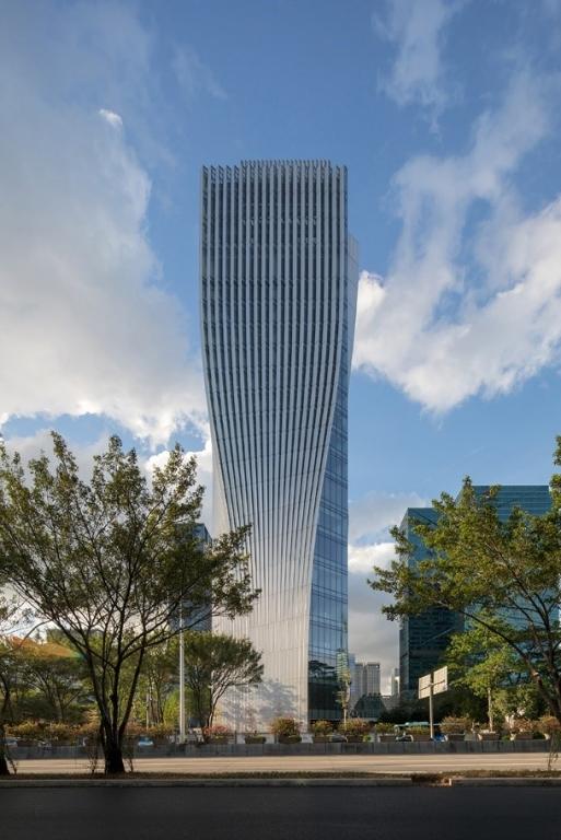 Wolkenkratzer BIG