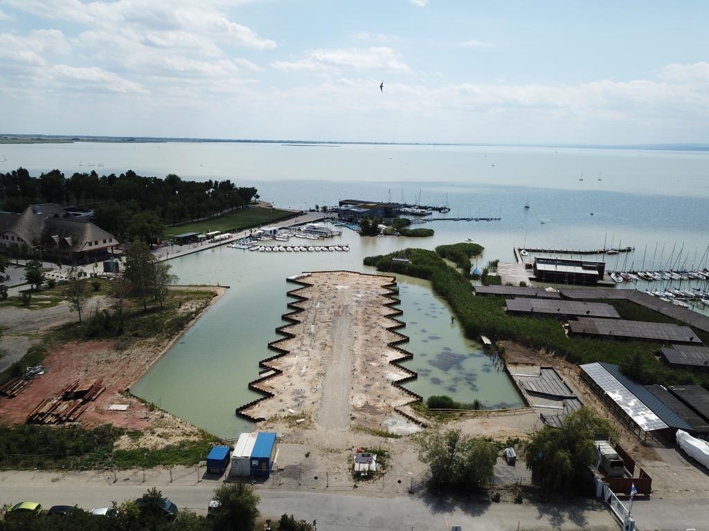 Baustelle Am Hafen