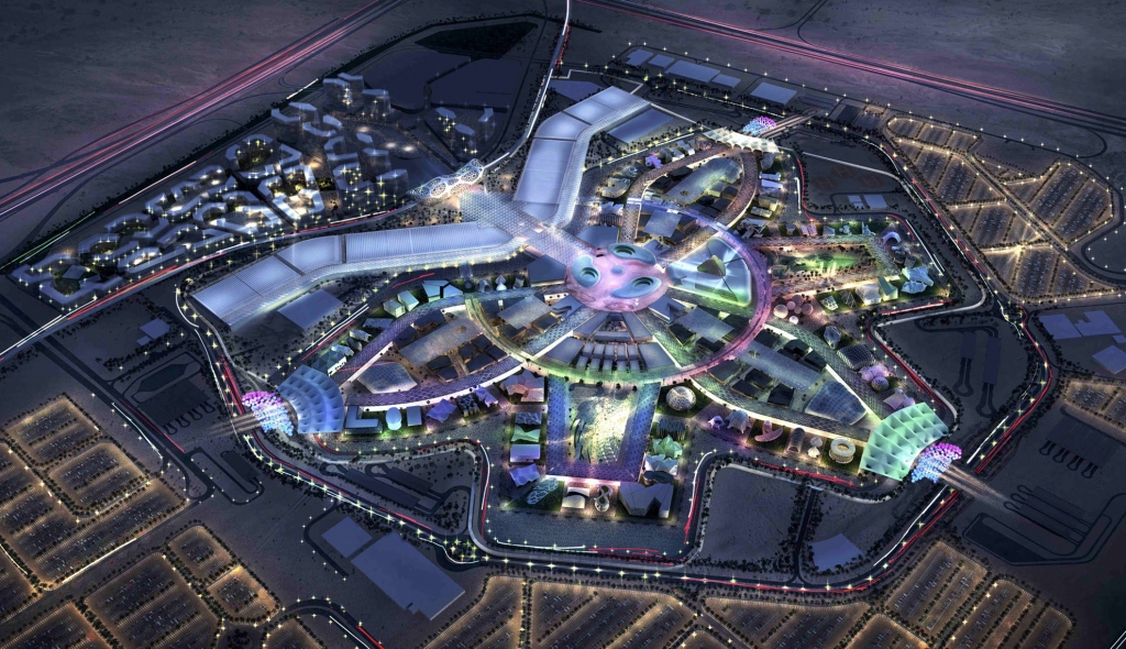 Niederlänidsches Pavillon Expo 2020