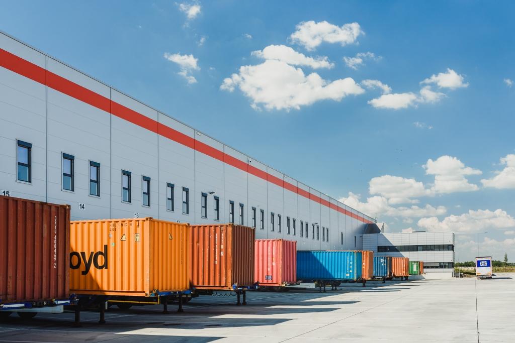Logistikdrehscheibe Slowakei