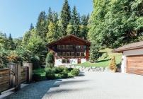 Historisches Chalet in Gstaad