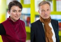 Elisabeth Oberzaucher und Andreas Kleboth