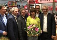 Eröffnungsfeier in Großdorf