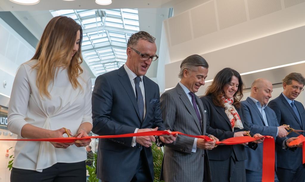 Eröffnung des Silesia-Outlet-Center