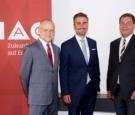 Johann Eisner, Gerald Aichhorn und Horst Irsiegler (v.l.n.r.)