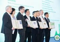 DGNB-Zertifikatsverleihung in Shenzhen