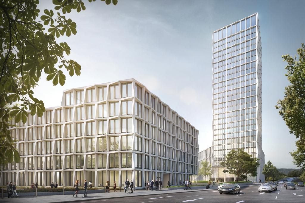 Neuer Kanzerplatz Bonn