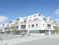 Das Wohnprojekt Himbergerstraße 28