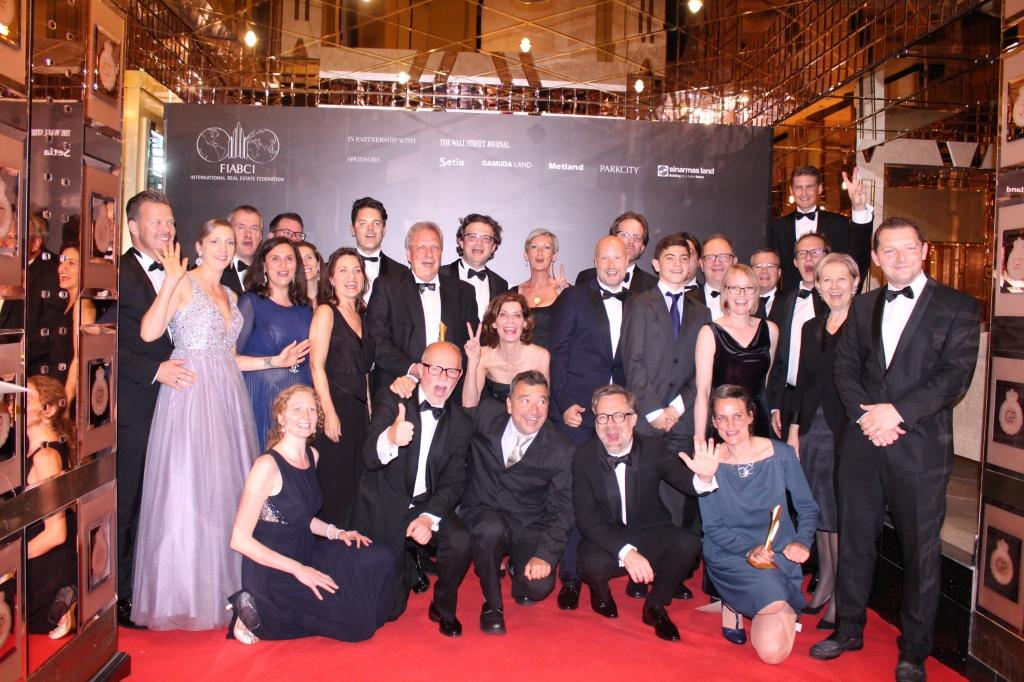 Die österreichische Delegation in Moskau