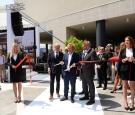 Eröffnung in Mestre
