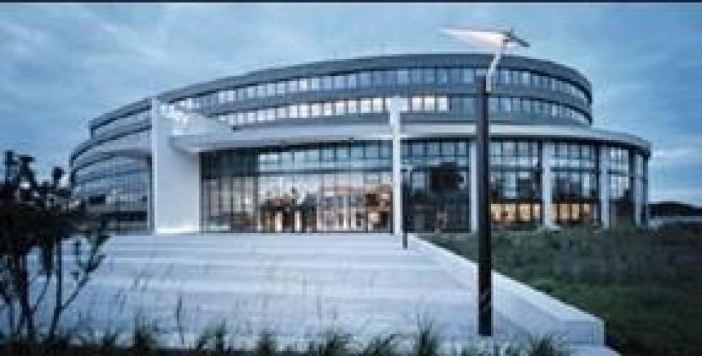 Die Sky-Zentrale in München