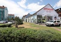 Der neue Attensam-Standort in Leoben