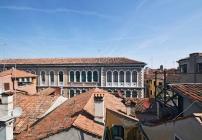 Blick von Commissario Brunettis Penthouse
