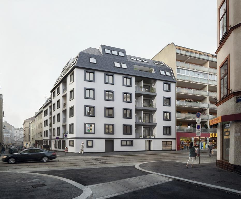 Projekt Musikhaus Ottakring