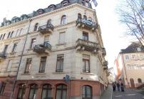 Das Alpasch Hotel in Baden Baden