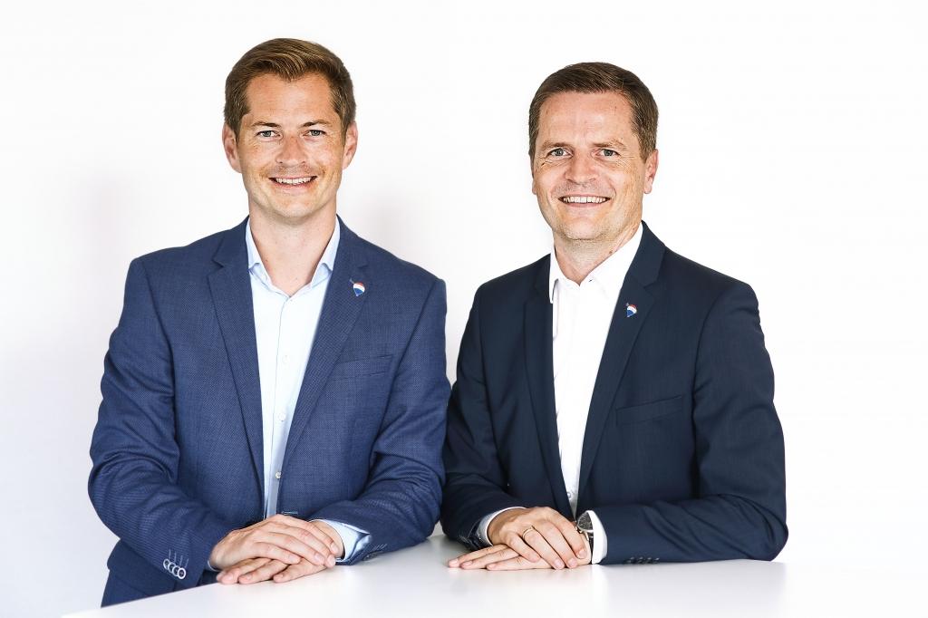 Peter und Bernhard Reikersdorfer
