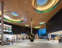 Die Shopping Mall Bärnbach bei Graz
