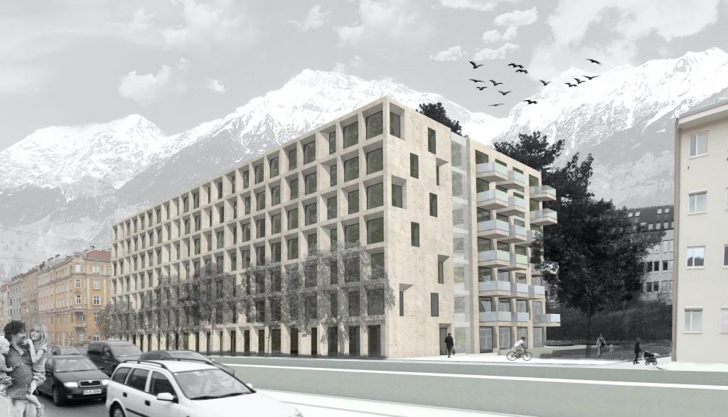 So soll das Stadthaus in zwei Jahren aussehen