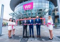 Eröffnung Vivo! Bratislava