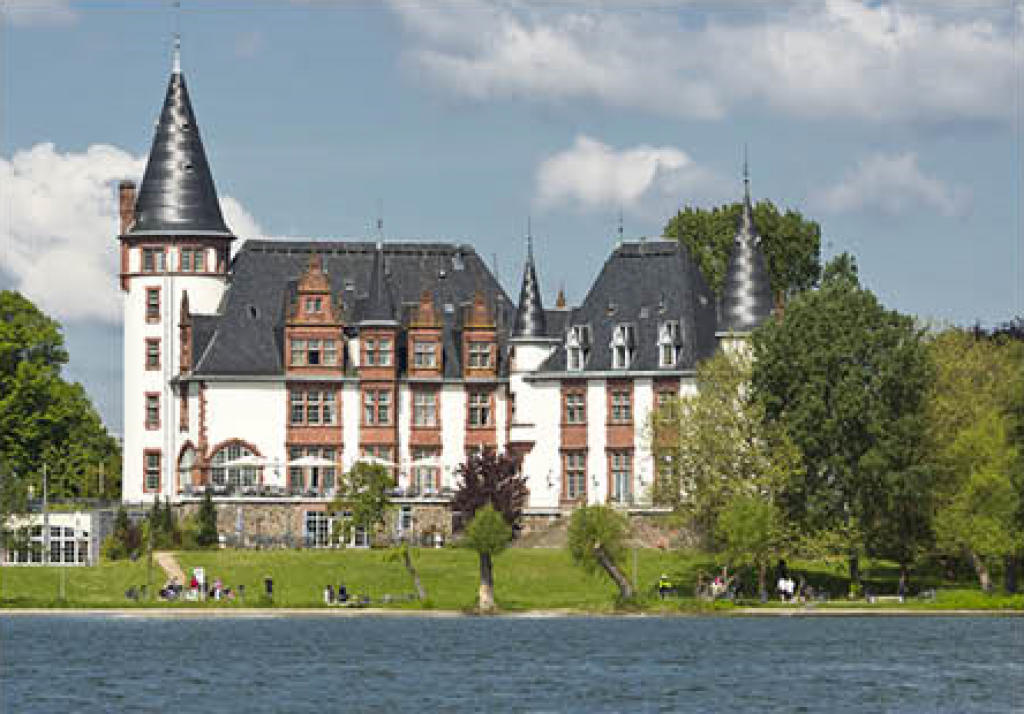 Das Schloss Klink ist eines, das zum Verkauf steht