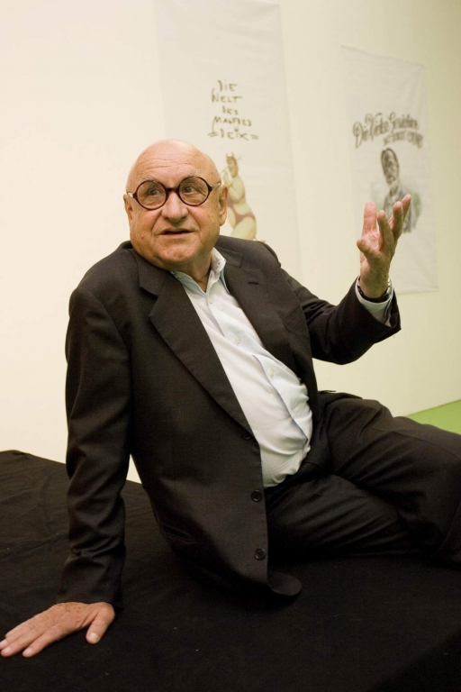 Gustav Peichl (1928 - 2019) ist tot