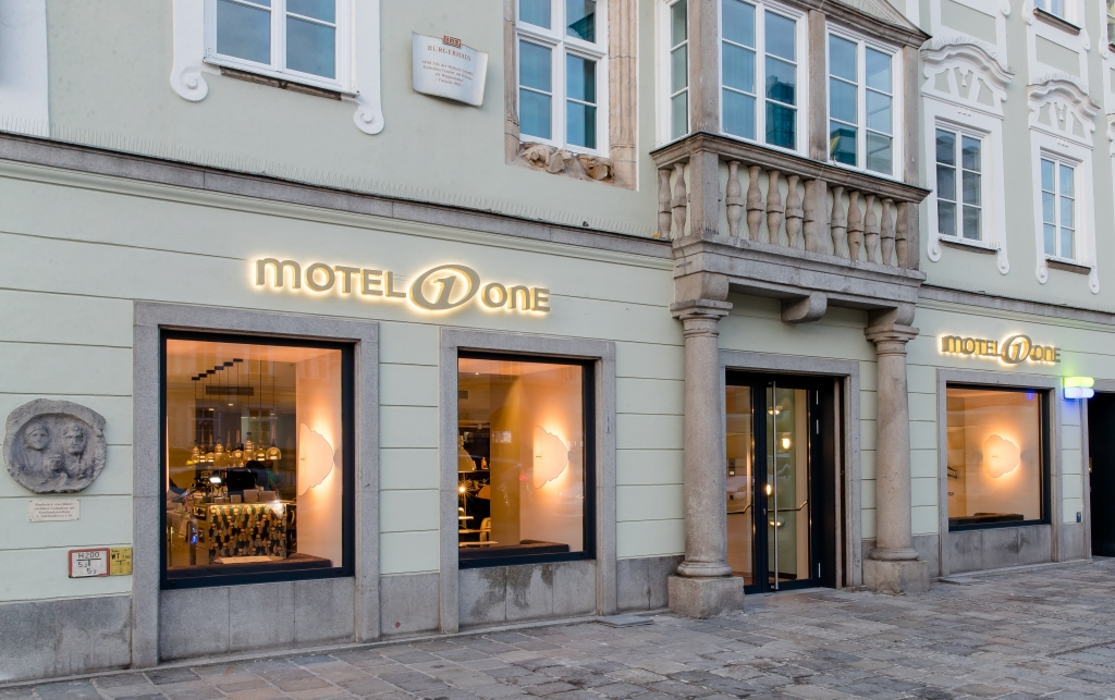 Motel One Linz