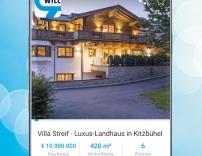 Diese Villa in Kitzbühel kann man jetzt kaufen