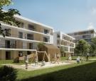 So wird das neue Quartier der 6B47 in St. Pölten aussehen
