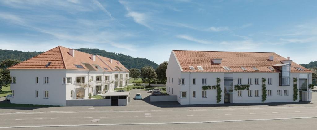 Mitten in Langenzersdorf