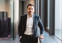 VRG-Geschäftsführer Patrick Rezazadeh