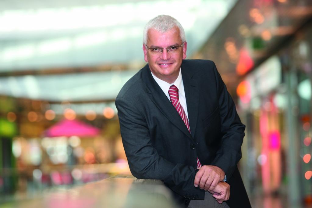 Marcus Wild rückt in den Spar-Vorstand auf
