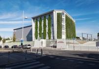 Die Facilitycomfort begrünt jetzt auch Fassaden