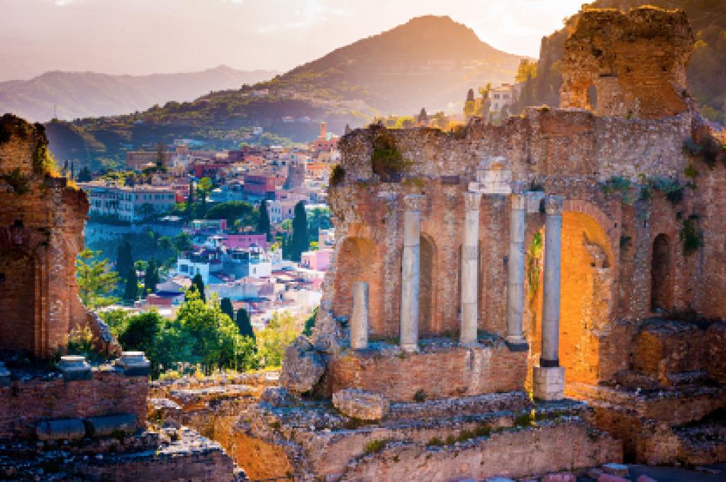 In Taormina wird ein neues Luxushotel errichtet