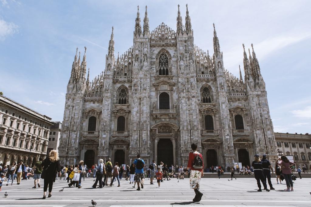 Hohe Nachfrage auch in Mailand