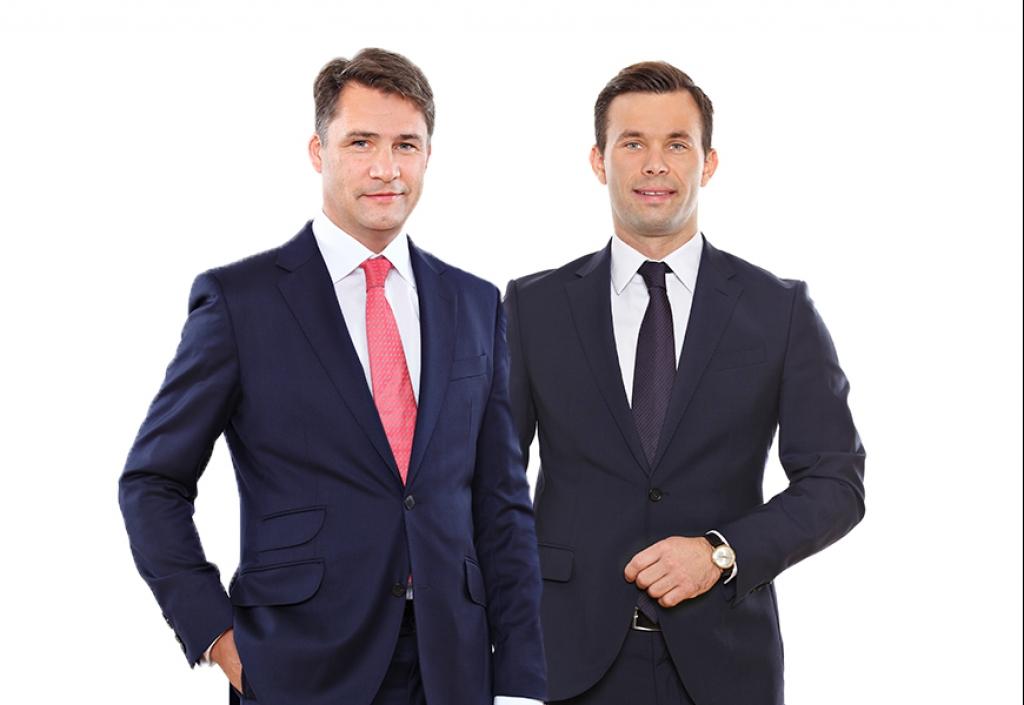 Michael Lagler und Clemens Rainer