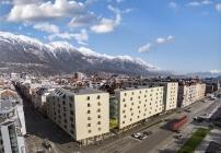Das Stadtcarré in Innsbruck
