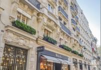 Das Luxusobjekt in Paris