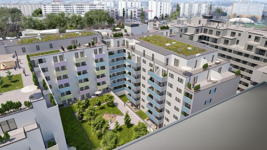 Das Projekt Brigitte Now in der Dresdnerstraße