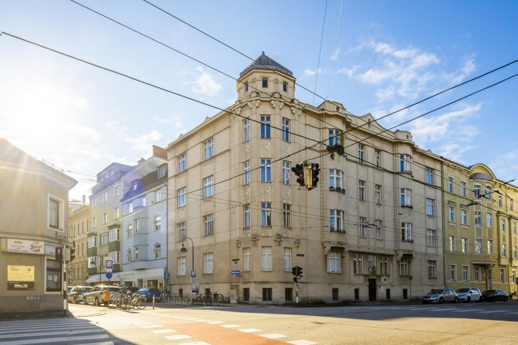 Der jüngste Ankauf der Gebrüder Riha in Linz