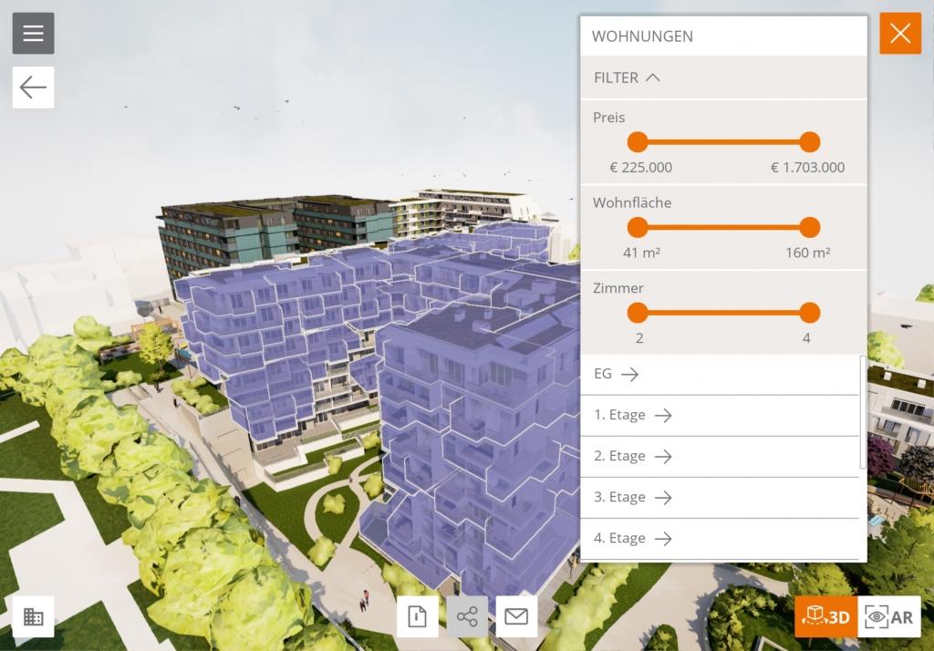 Squarebytes bringt einen neuen Grundrissnavigator