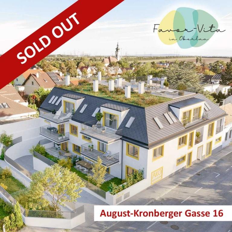 Das Rustler-Projekt in der August-Kronberger Gasse