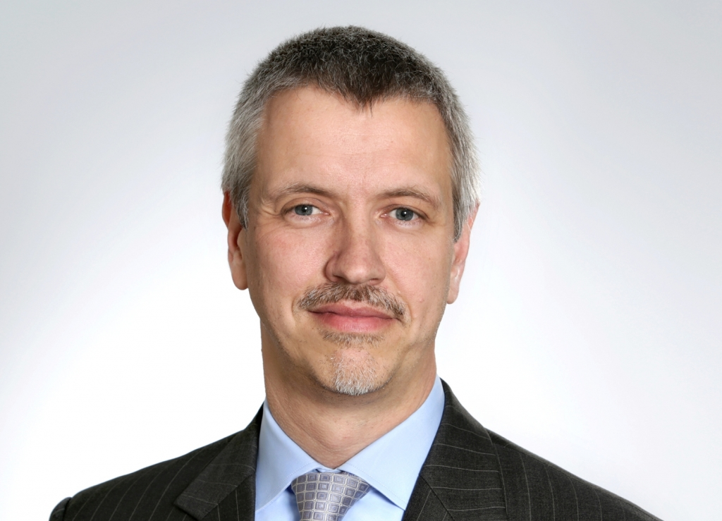 GEFMA-Vorstand Banck