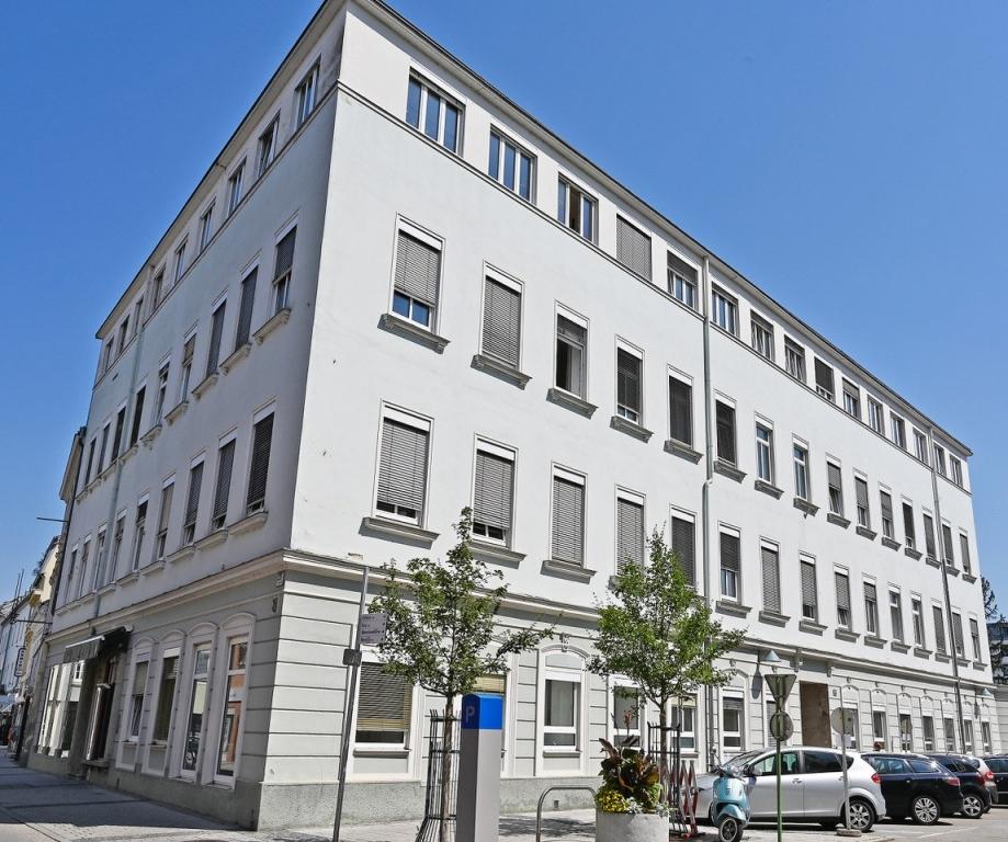 Die ehemalige Baudirektion in Wels ist verkauft worden