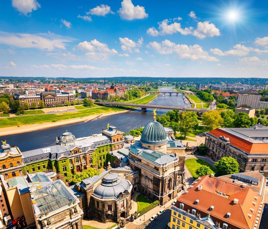 Auch in Dresden stiegen die Mieten